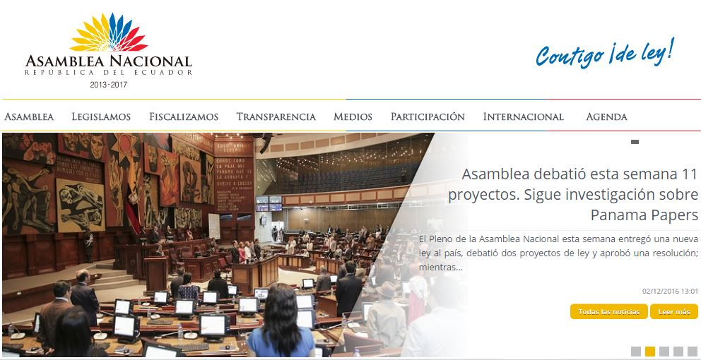 National Assembly of Ecuador
