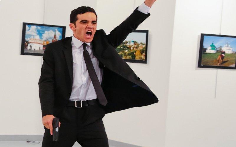Russian Ambassador Killer