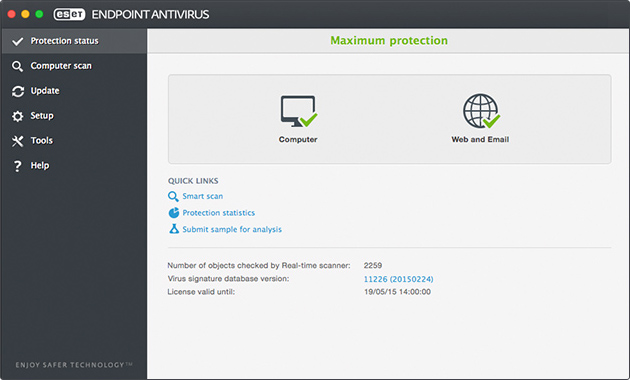 ESET Endpoint Antivirus flaw