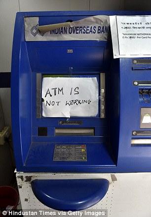 Rufus malware ATM India