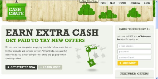 CashCrate Cash-for-Surveys Site breached