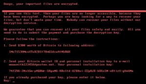 Petya-petwrap-ransomware