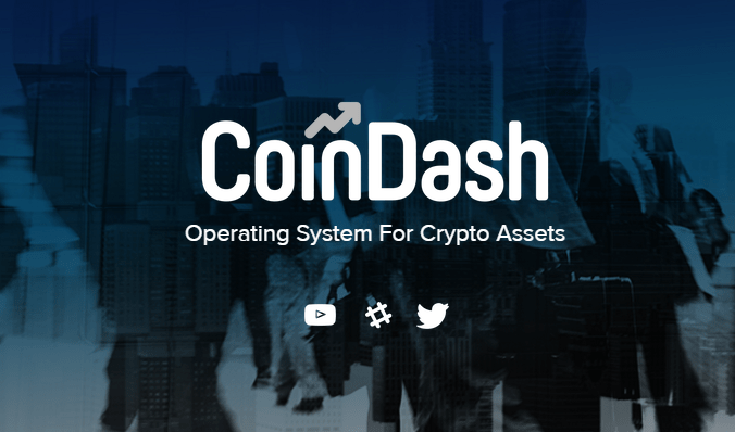 CoinDash hacked
