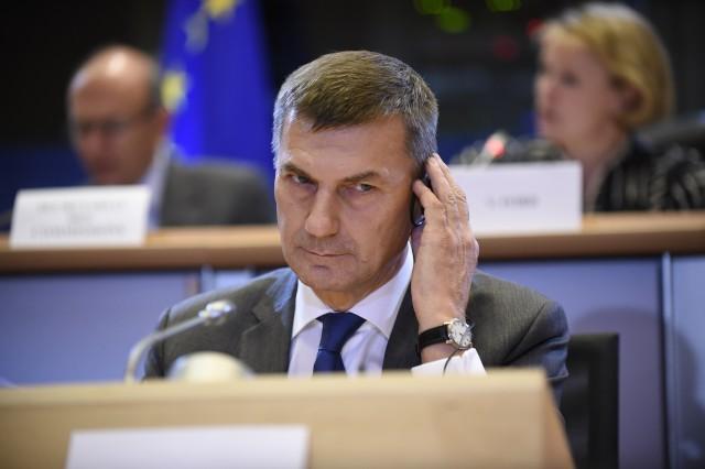EU digital chief Andrus Ansip