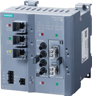 Dnsmasq Siemens SCALANCE products
