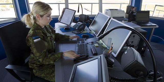 Estonia cyber