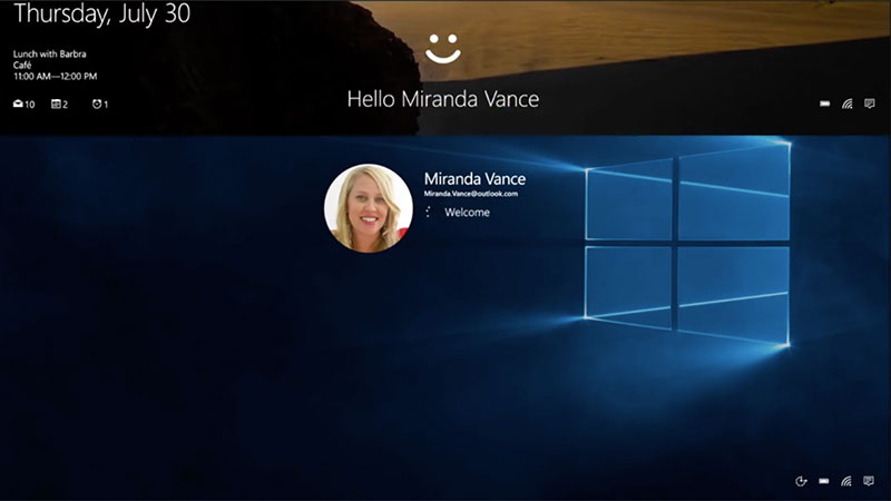Windows 10 Hello facial recognition feature can be spoofed