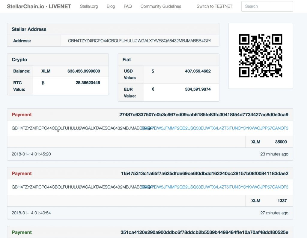 blackwallet hacked