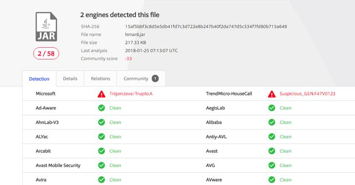 crossrat malware