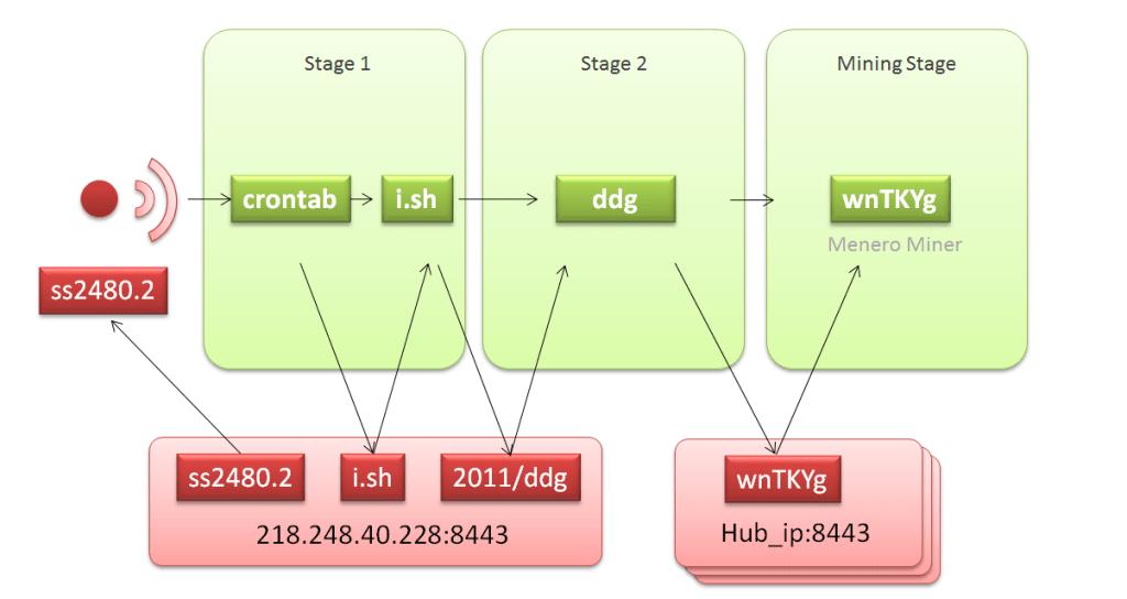 DDG botnet