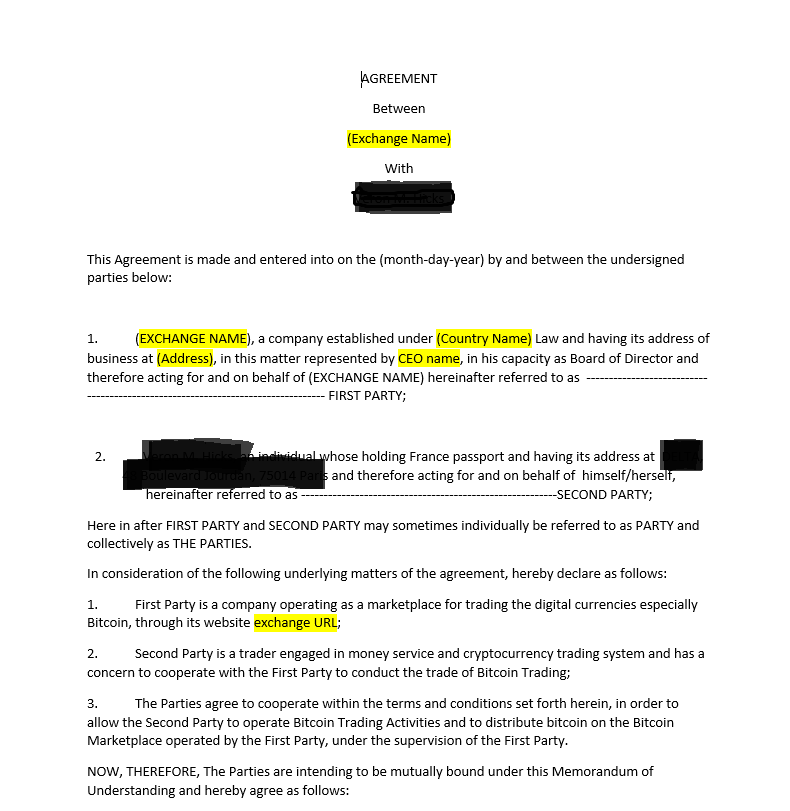 Hidden Cobra bait document