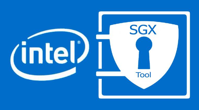 Intel-sgx-enclave