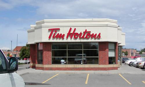 Tim Hortons locations malware