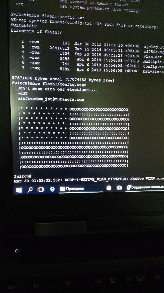 Cisco CVE-2018-0171