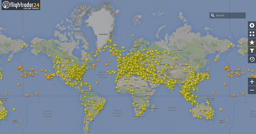 a45f456c8916 Flight tracking service Flightradar24 suffered a data breachSecurity ...