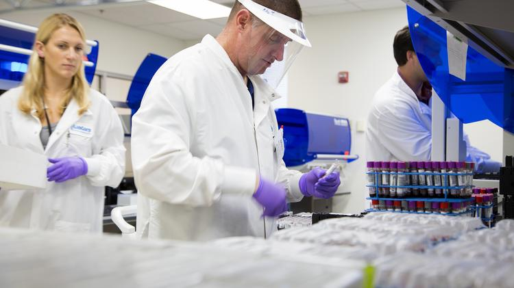 Biggest Blood Testing Laboratories LabCorp