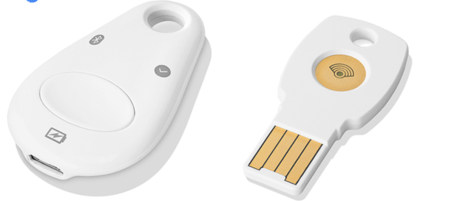 Titan Security Keys