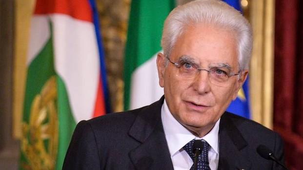 President Mattarella