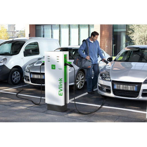 vehicle charging stations