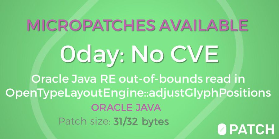 Unofficial patches released for Java flaws disclosed by