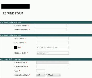 Coronavirus mimecast flight scam email 2
