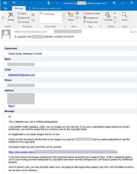 icedid malware contact form