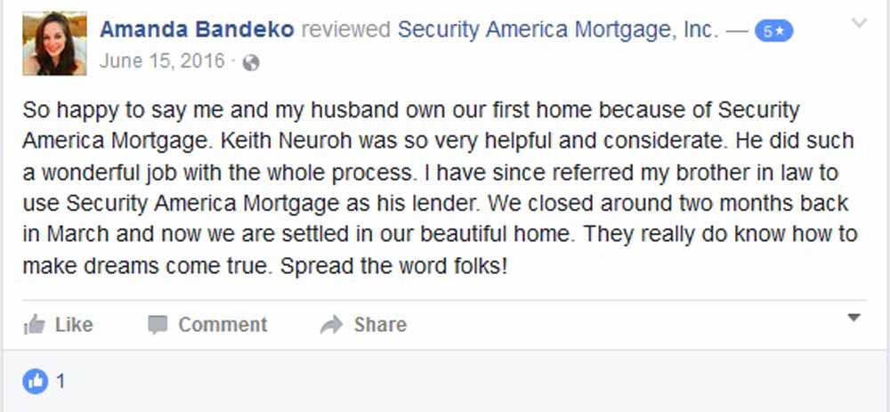 Security Bank Home Loan Review