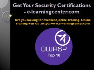 Certified Information Security Manager - IT Certification - CISM - SACA