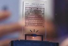Chip máy tính tự hủy trong 10 giây để giữ bí mật an toàn