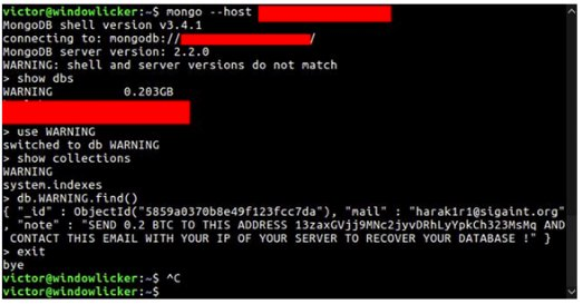 MongoDB-Ransome