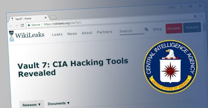 CIA lộ thông tin mật