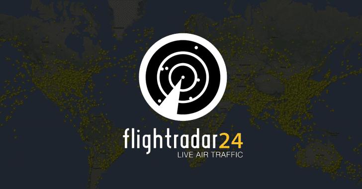 Flightradar24 hacked securitydaily