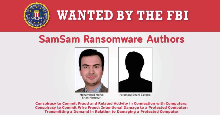 secủitydaily_tin tặc đứng sau ransomware SamSam
