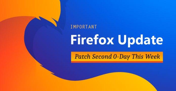 Mozilla phát hành phiên bản Firefox 67.0.4 vá lỗ hổng o-day thứ hai