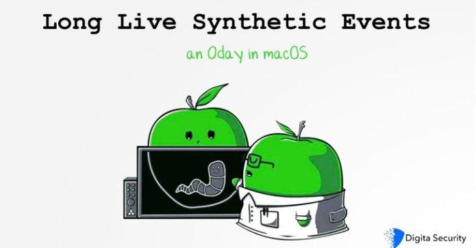"""Lỗ hổng 0-day của macOS cho phép thực hiện """"synthetic clicks"""""""