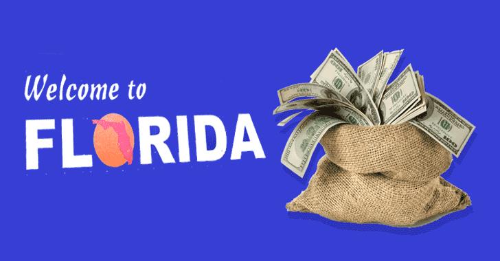 Tấn công ransomware ở Florida