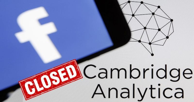 Facebook bị phạt vì bê bối Cambridge Analytica