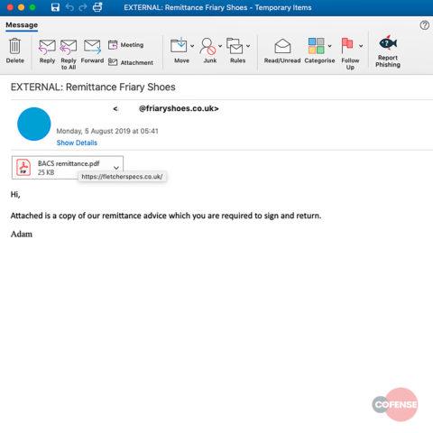 Email lừa đảo