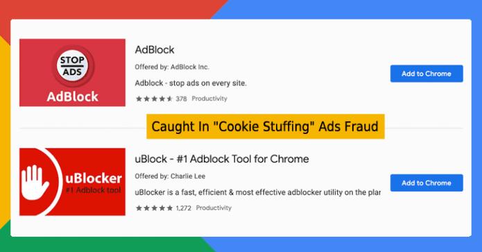 Tiện ích chặn quảng cáo cho Chrome