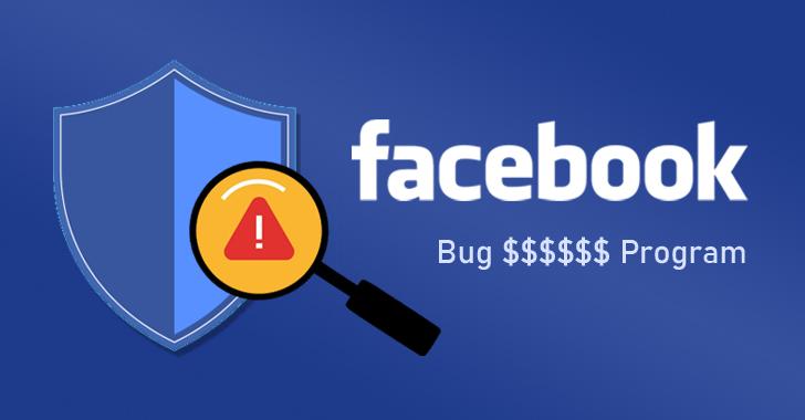 Tiền thưởng lỗi Facebook