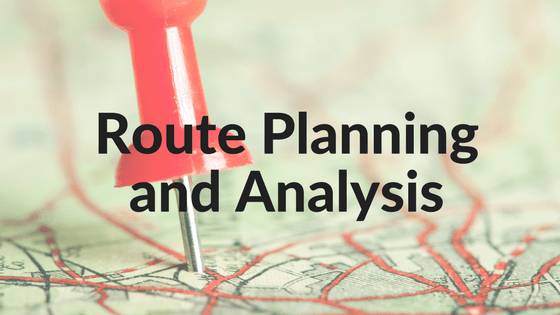 Route-Planning-and-Analysis