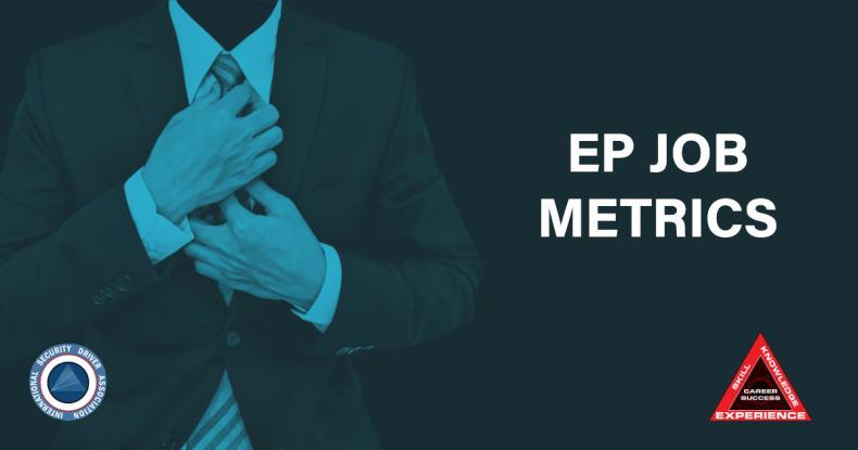 EP JOB METRICS