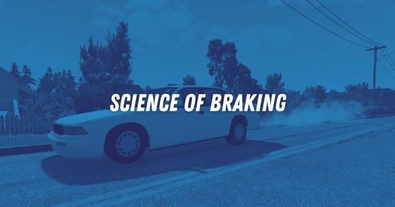 Episode 175 - The Science of Braking