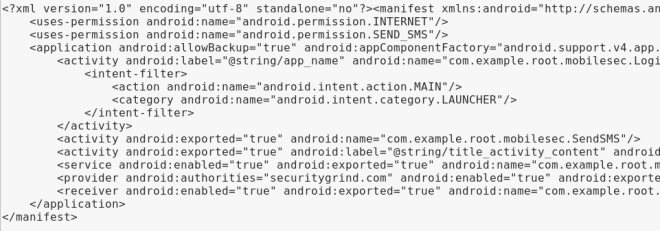 Exploiting Android Components: Abusing Activities