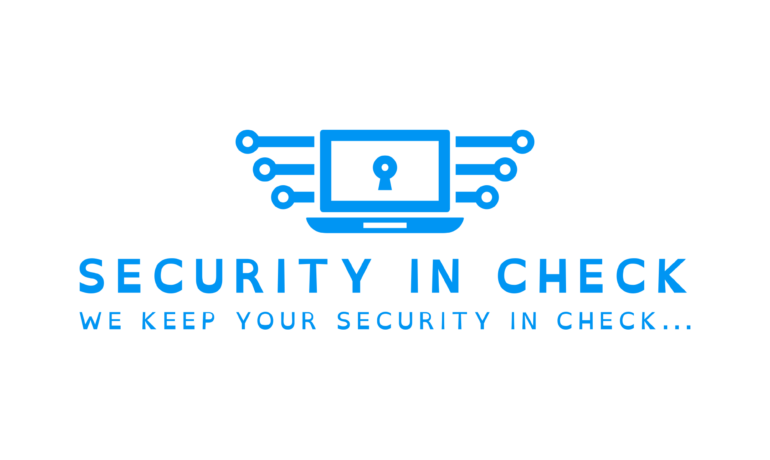 Security in Check Logo