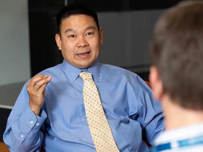 IBMer Nat Prakongpan Found His Home on the Cyber Range
