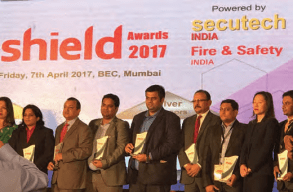 'Hi-Five' for Hikvision at Secutech India 2017