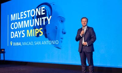 Milestone celebrates Solution Power at MIPS EMEA 2017