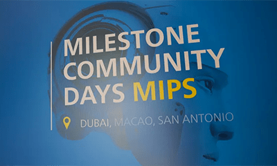 The Milestone Systems Community Days EMEA wraps up on a high note!